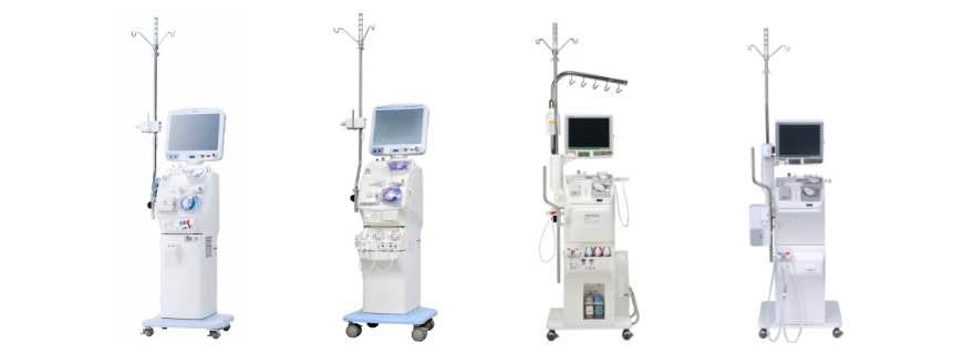 析監視装置・多用途透析監視装置